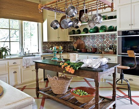 Beautiful Because Size And Space Is Almost Always The Largest Concern For Small  Kitchens, Pot Racks Have Been U2013 And Always Will Be U2013 The Revolutionary  Solution To ... Home Design Ideas