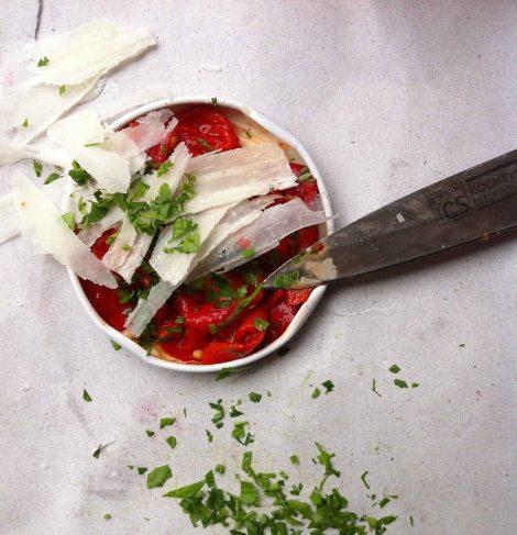Red Pepper Antipasti