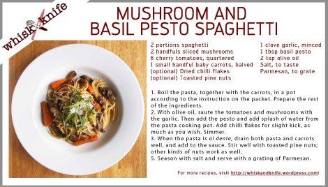 mushroombasil card