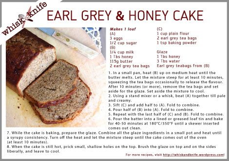earlgreycake card