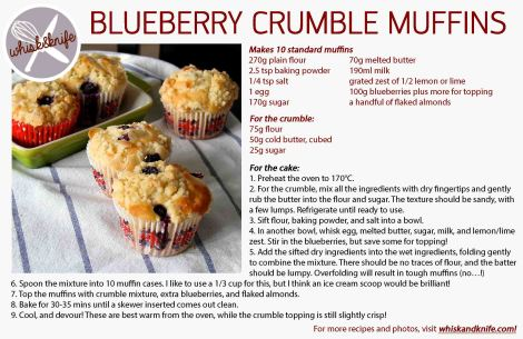 blueberrymuffins card